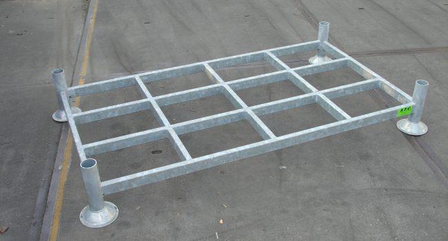 Dubbel euro-rack
